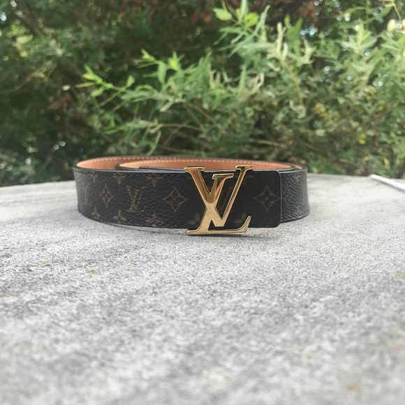 Louis Vuitton Accessories - Louis Vuitton Monogram Belt